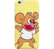 Köpke Chara Collection - Mouse Jump! iPhone Case/Skin