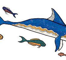 Knossos Dolphin by Jill Johansen