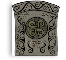 Havor Viking Stone Canvas Print