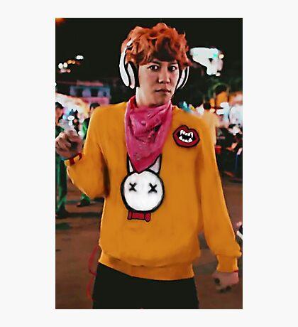 Block B Kyung Photographic Print