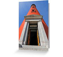Ponce de Leon Lighthouse Greeting Card