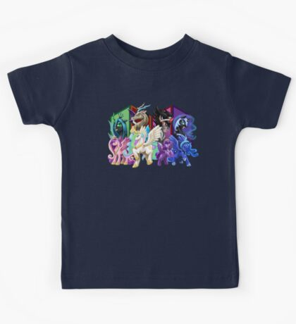 Path of a Princess Kids Tee