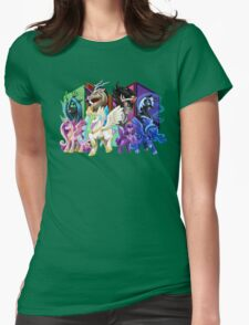 Path of a Princess Womens Fitted T-Shirt