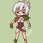 Riven Phone Case by pikabang