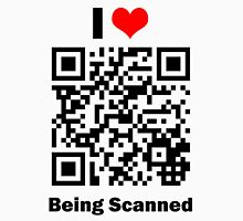 I Love Being Scanned Classic T-Shirt