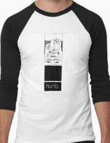 Numb Men's Baseball ¾ T-Shirt