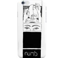 Numb iPhone Case/Skin