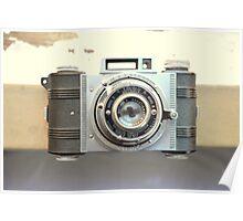 Detrola Vintage Camera Poster