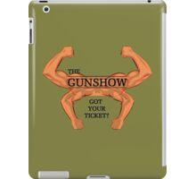 The GUNSHOW iPad Case/Skin
