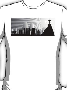 Rio skyline T-Shirt