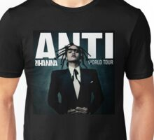 Anti Tour Rihanna Unisex T-Shirt