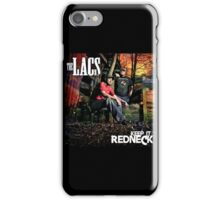 The lacs keep it redneck iPhone Case/Skin