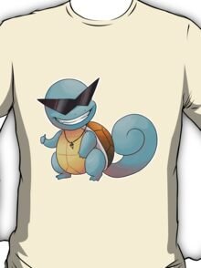 Cool guy squirtle T-Shirt