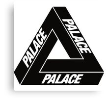 Palace Skateboards Small Logo | 2015 Canvas Print