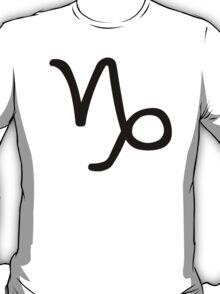 Capricorn - Sea-goat - Astrology Sign T-Shirt