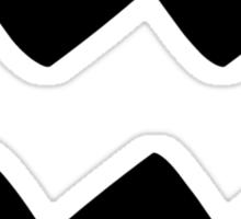 Aquarius - Waterbearer - Astrology Sign Sticker