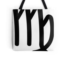 Virgo - The Virgin - Astrology Sign Tote Bag