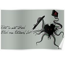 Immortal Lovecraft Poster
