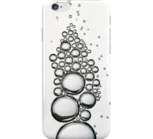 Light and bubbly iPhone Case/Skin