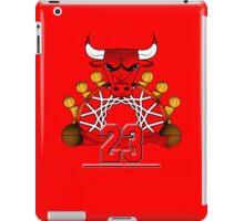 23 Bulls  iPad Case/Skin