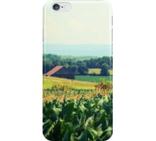 Country Vista iPhone Case/Skin