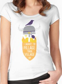 Pillage Women's Fitted Scoop T-Shirt