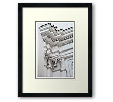 architectural detail 01 Framed Print