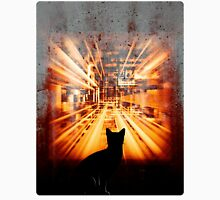 black cat galleries Unisex T-Shirt