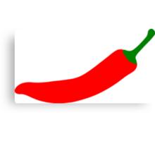 Chilli Pepper Canvas Print