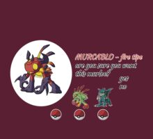 Choose your starter! - Murcablo by Arry