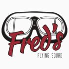 Freds Flying Squad #1 by Vaade