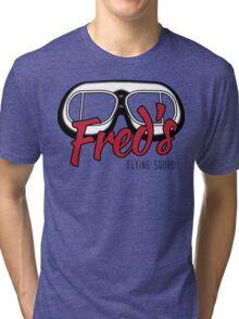 Freds Flying Squad #1 Tri-blend T-Shirt