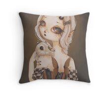 Dragonkin Throw Pillow