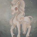 The Unicorn by WhiteStagArt