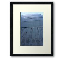 Fingers on a Giant Framed Print