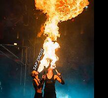 ZAP CIRCUS Fire Breath by zapcircus