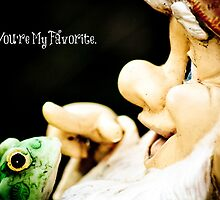 You're My Favorite by Hilary Walker
