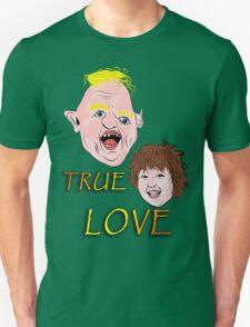 SUPER SLOTH LOVES CHUNK T-Shirt