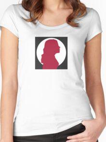 Viva Bitta Perry! Women's Fitted Scoop T-Shirt