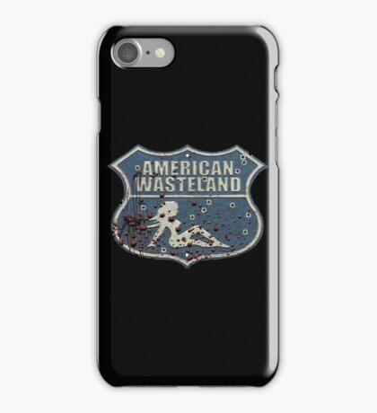 Johnny Copperhead iPhone Case/Skin