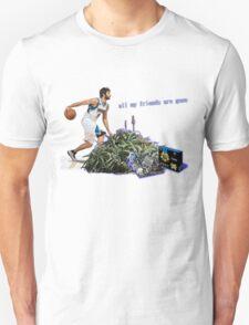 sad ricky Unisex T-Shirt