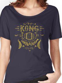 Kong Banana Club Women's Relaxed Fit T-Shirt
