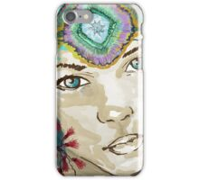 Winter Queen - Call Me January iPhone Case/Skin