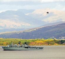 Rosneath, River Clyde by Paulton