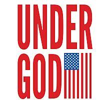 Under God Photographic Print