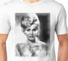 Zsa Zsa Gabor by John Springfield Unisex T-Shirt