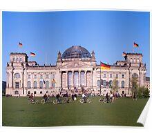 Reichstag, Berlin 2006 Poster