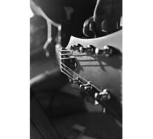 Epiphone 2 Photographic Print