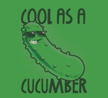 Cool as a Cucumber by Alex Pawlicki