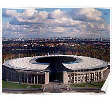 Olympisch Stadion, Berlin 2007 Poster